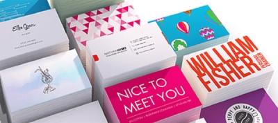 Importancia de unas tarjetas de presentación